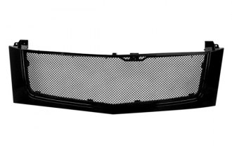 Paramount Automotive® - Restyling™ Black Packaged Wire Mesh Main Grille