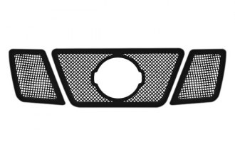 Paramount® - Restyling™ Perimeter Black Wire Mesh Grille
