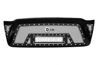 Paramount® - Restyling™ LED Evolution Black Wire Mesh Grille