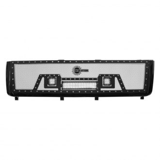 Paramount® - Restyling™ LED Evolution Black Wire Mesh Main Grille