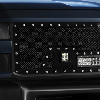 Paramount® - LED Evolution Black Mesh Grille
