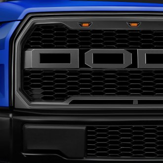 Paramount® - Raptor-Style Grille and Bumper Kit