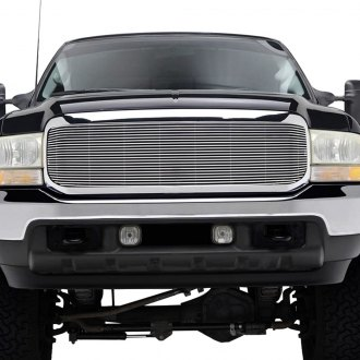 Paramount® - Polished Packaged 4mm Horizontal Billet Main Grille