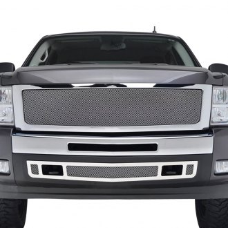 Paramount® - Restyling™ Chrome Packaged Wire Mesh Grille