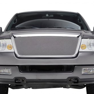 Paramount® - Restyling™ Chrome Packaged 2.0mm Wire Mesh Main Grille