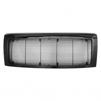 Paramount® - Textured Black Packaged Horizontal Billet Main Grille