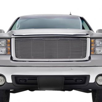 Paramount® - Restyling™ Polished Packaged Horizontal Billet Grille