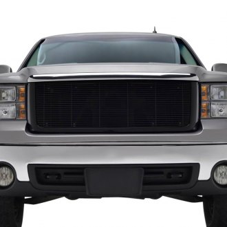 Paramount® - Restyling™ Black Packaged Horizontal Billet Grille