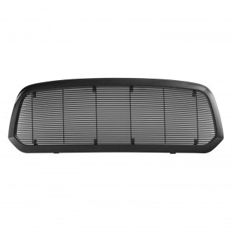 Paramount® - Restyling™ Textured Black Packaged Horizontal Billet Grille