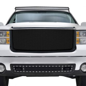 Paramount® - Restyling™ Black Packaged Wire Mesh Grille
