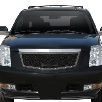Paramount® - Restyling™ Evolution Black Packaged Wire Mesh Grille