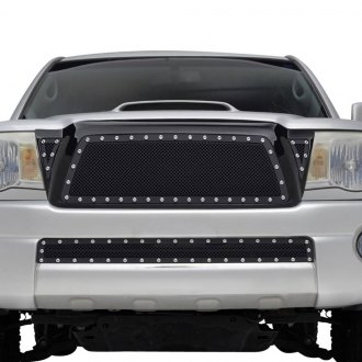 Paramount® - Evolution Black Packaged Wire Mesh Grille