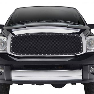 Paramount® - Evolution Textured Black Packaged Wire Mesh Grille