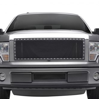 Paramount® - Evolution Textured Black Wire Mesh Grille