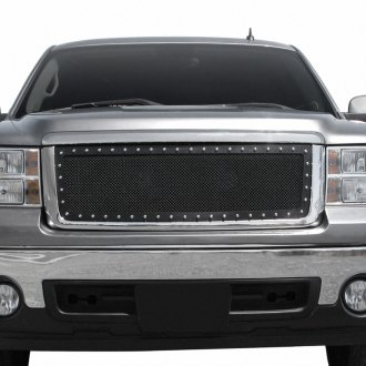 Paramount® - Restyling™ Evolution Black Powder Coated Wire Mesh Main Grille