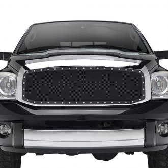 Paramount® - Evolution Textured Black Wire Mesh Main Grille