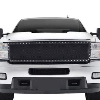 Paramount® - 1-Pc Restyling™ Evolution Black Wire Mesh Grille