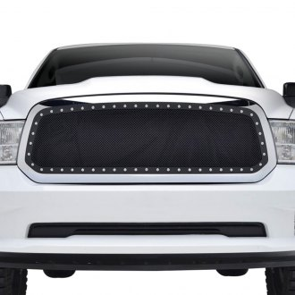 Paramount® - 1-Pc Restyling™ Evolution Textured Black Wire Mesh Grille