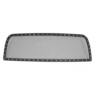 Paramount® - 1-Pc Evolution Textured Black Wire Mesh Main Grille