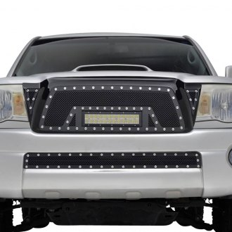 Paramount® - LED Evolution Black Packaged Wire Mesh Grille
