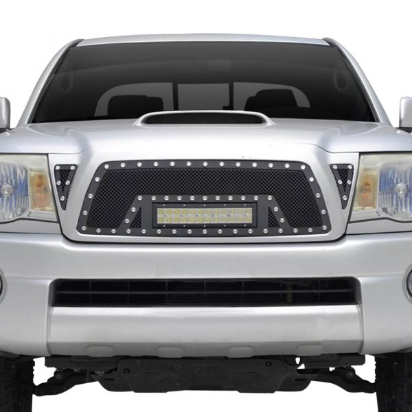 paramount toyota tacoma 2007 2009 1 pc led evolution. Black Bedroom Furniture Sets. Home Design Ideas