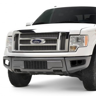Paramount® - Raptor-Style Full Width Black Front HD Bumper