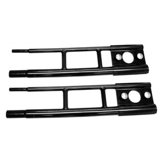 Paramount Automotive® - Work Force™ ABS Black Extention for Contractors Rack