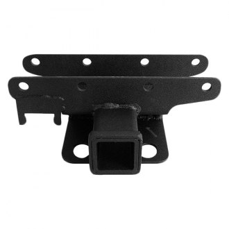 "Paramount® - Class 3 Off Road™ Black Steel 2"" Receiver Tow Hitch"