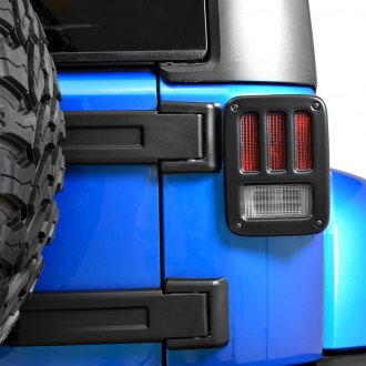 Paramount® - JK Style Tail Light Guard Covers