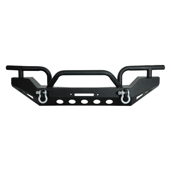 Paramount Automotive® - Off Road™ Xtreme Full Width Front HD Black Bumper