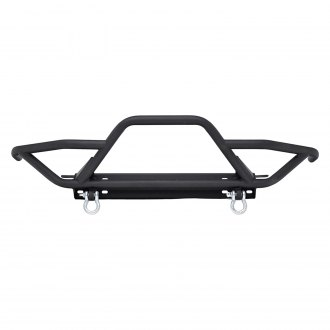Paramount® - Off Road™ Xtreme Crawler Full Width Black Front Tubular Bumper
