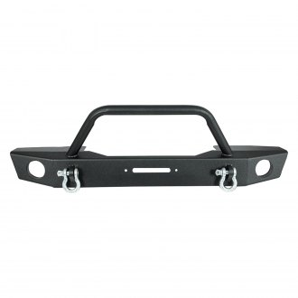 Paramount® - Off Road™ R4 Full Width Black Front HD Bumper