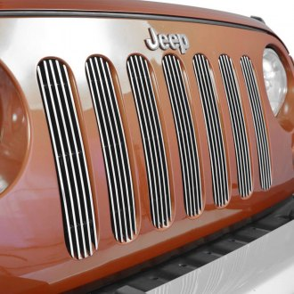 Paramount® - Restyling™ Polished Vertical Billet Main Grille