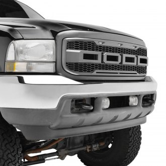Paramount® - Raptor-Style Black Packaged Main Grille