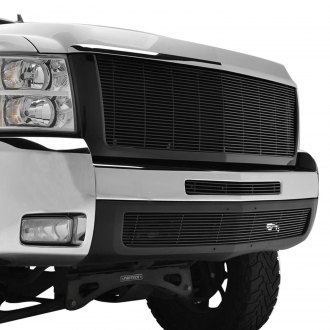 Paramount® - Restyling™ Black Horizontal Packaged Billet Main Grille