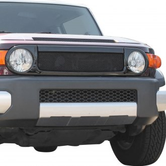 Paramount® - Restyling™ Black Packaged Wire Mesh Main Grille