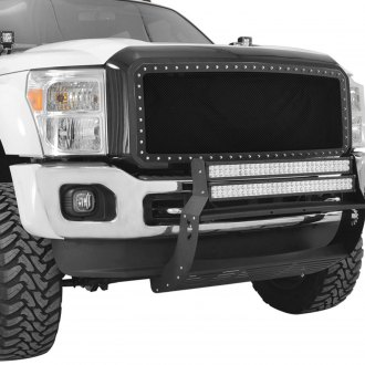 Paramount® - Restyling™ Evolution Black Wire Mesh Grille