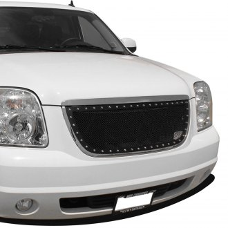 Paramount® - Restyling™ Evolution Black Packaged Wire Mesh Main Grille