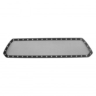 Paramount® - Restyling™ 1-Pc Evolution Black Wire Mesh Main Grille