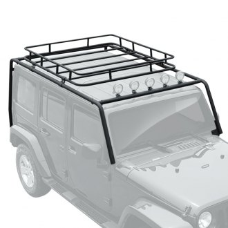 Paramount® - Off Road™ Black Jamboree Rack