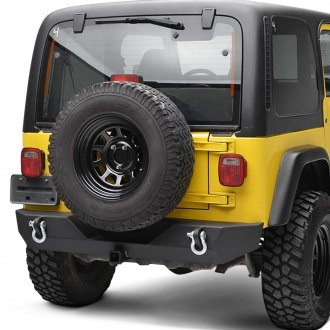 Paramount® - Automotive Off Road Rear Bumper