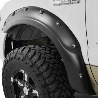 Paramount® - Automotive Pocket Style Fender Flares