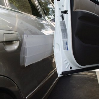 Park Smart® - Clear Stick-On Door Guard