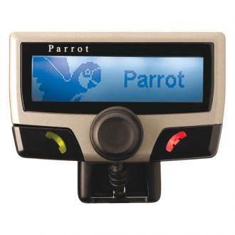Parrot® - Bluetooth Hands-Free Car Kit with LCD