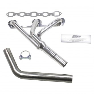 Patriot Exhaust® - Metallic Ceramic Coated Exhaust Header