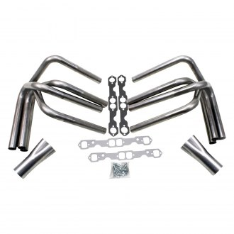 Patriot Exhaust® - Sprint Style Exhaust Header Weld-Up Kit