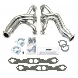 Patriot Exhaust® - Tri-5 Steel Mid-Length Tube Exhaust Headers