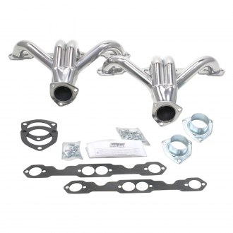 Patriot Exhaust® - Steel Tight Tuck Street Rod Exhaust Headers