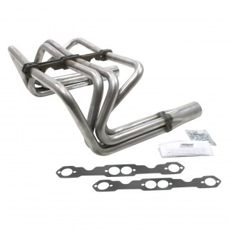 Patriot Exhaust® - Steel Raw Long Tube Bucket Sprint Car Style Exhaust Headers