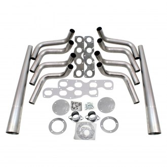 Patriot Exhaust® - Lakester Steel Weld-Up Exhaust Kit